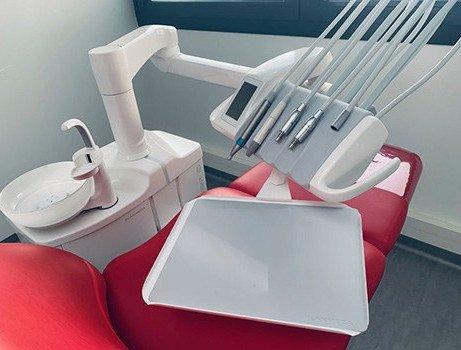 Cabinet Dentaire réalisé par Safir Dentaire