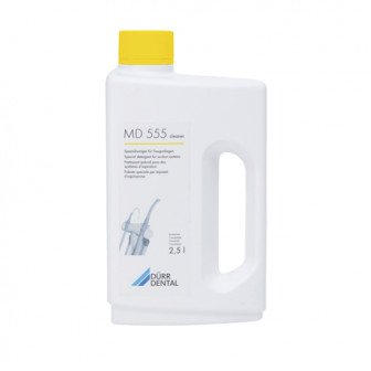 MD 555 Nettoyant système d'aspiration  2,5L Dürr Dental