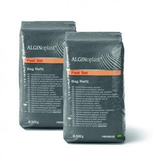 Alginoplast Alginate 500g Heraeus