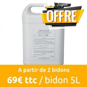 Proclean - Bidon 5L Gamasonic