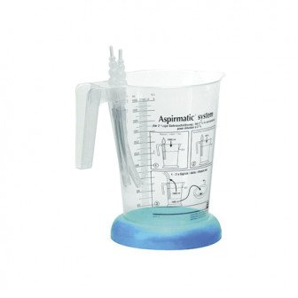 Aspirmatic doseur system - Récipient 2L Schülke