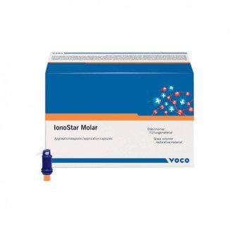IonoStar Molar - Coffret 50 capsules assortiment Voco