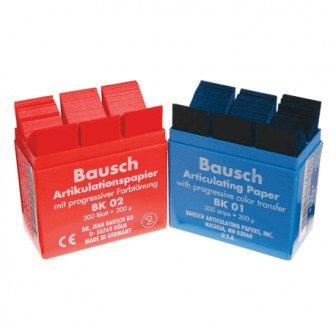 Papier à articuler 200 µ boite de 300 feuilles Bausch