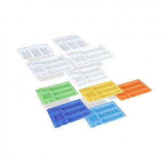 Plateaux jetables compartimentés carton de 400 Medistock