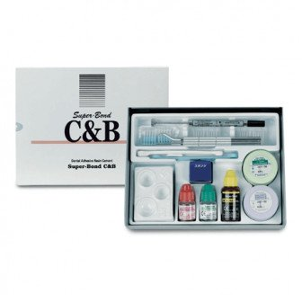 Super-Bond C&B - Coffret / Sun Medical