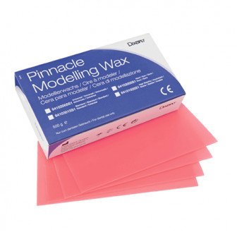 Cire Pinnacle Modelling Wax rose - 500g / Dentsply