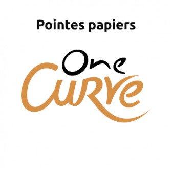 One Curve 200 pointes papiers Micro Mega