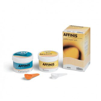 Affinis Putty 2x300ml Coltene