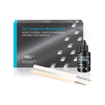Composite Modeling Kit - Flacon 6ml + pinceaux GC