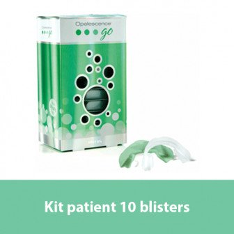 Opalescence GO 6% Kit patient 10 blisters Ultradent