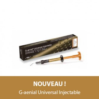 G-aenial Universal Injectable Seringue de 1.7g (1.0ml) GC