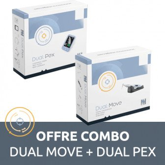 Pack Combo : Dual Move + Dual Pex Micro Mega