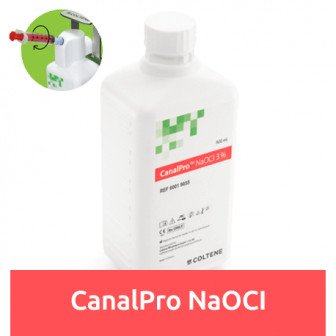 CanalPro NaOCI - Flacon de 500ml / Coltene
