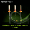 Limes Hyflex EDM Recharge mise en forme OneFile 3 limes Coltene