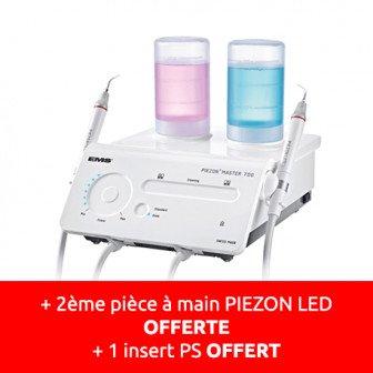 Détartreur Piezon Master 700 + 2ème Piezon LED + inserts EMS
