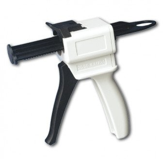 Pistolet distributeur pour silicone cartouche de 50ml Elsodent