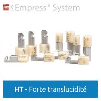IPS Empress CAD HT (forte translucidité) - 5 blocs Ivoclar