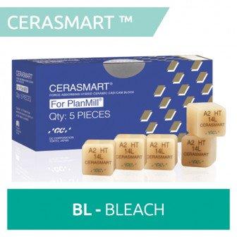 Cerasmart270 BL (teinte BLEACH) 5 blocs GC