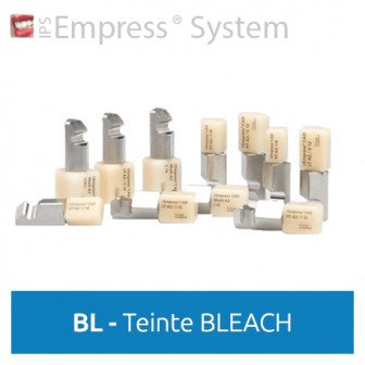 IPS Empress CAD BL (teinte bleach) - 5 blocs  Ivoclar
