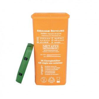 Cassette récupérateur amalgame MST1 / Metasys