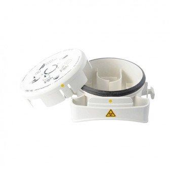 Cassette récupérateur amalgame pour CA4 Dürr Dental