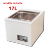 SONOCLEANER - cuve à ultrason de table 17L Gamasonic