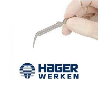 Pipette Plastique - 100u Hager Werken