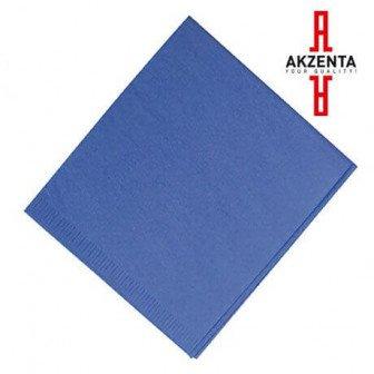 Housse têtière 28x36 bleu - 200u / Akzenta