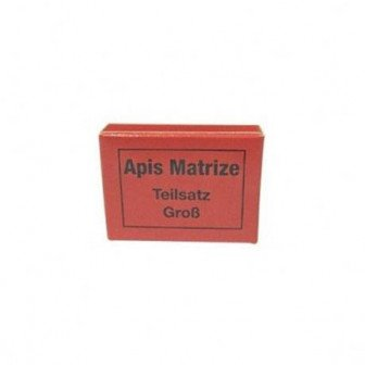 Matrice assortiment gros Apis Dental