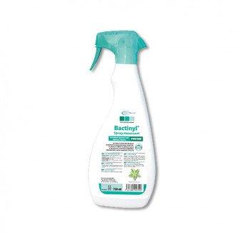 Spray moussant parfumé 750ml Bactinyl