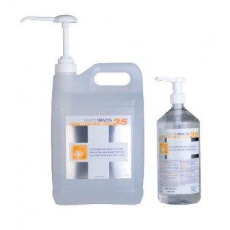 Dento Viractis 35 gel - 1L ou 5L / Dento Viractis
