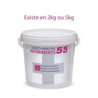 Dento Viractis 55 Instruments - 2kg ou 5kg / Dento Viractis