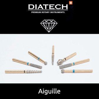 Fraise Diatech Diamant aiguille 5u Coltene