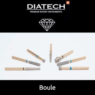 Fraise Diatech Diamant boule 5u Coltene
