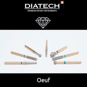 Fraise Diatech Diamant oeuf 5u Coltene