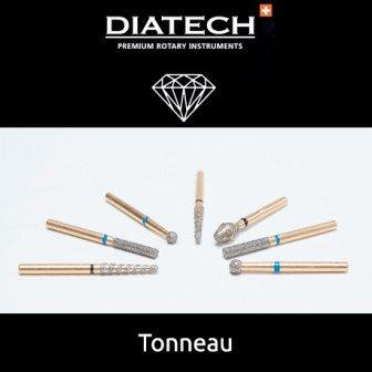 Fraise Diatech Diamant tonneau 5u Coltene