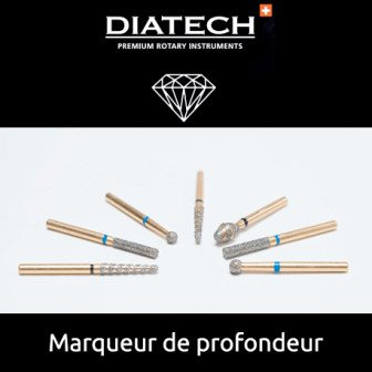Fraise Diatech Diamant marqueur 5u Coltene