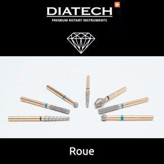 Fraise Diatech Diamant roue - 5u / Coltene