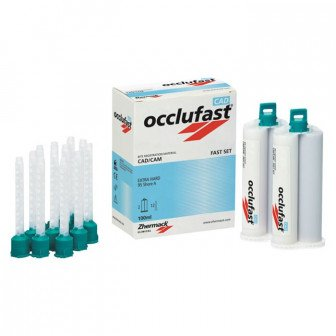 Occlufast CAD 2x50ml Zhermack