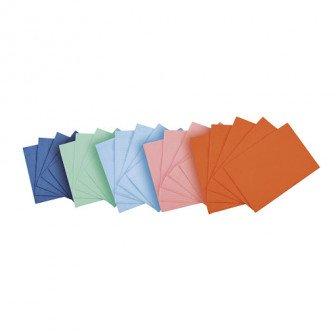 Serviettes plastifiées 45X33 cm 500u Medibase
