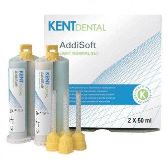 Addisoft Light - 2x50ml + 12 embouts / Kent