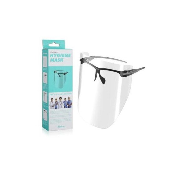 Hygiene Mask Coffret 2 montures + 10 visières Medistock