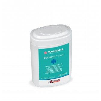 ECO-JET Lingettes désinfectantes des surfaces 6x160 lingettes Cattani