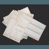 Plateaux PLA biodégradables compartimentés carton de 200 Medistock