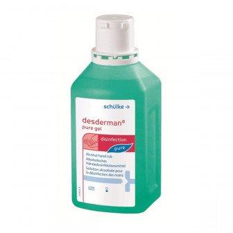 Desderman Pure Gel - 1L - Gel hydroalcoolique Schülke