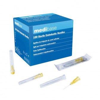 Aiguilles stériles pour irrigation Medibase