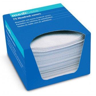 Pochettes pour têtières en papier plastifié 300u Medibase