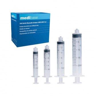 Seringues stériles pour irrigation endocanalaire Medibase