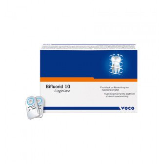 Bifluorid 10 - 50 single doses Voco