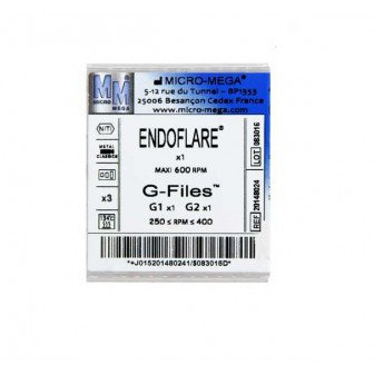 Endoflare + G-Files Micro Mega